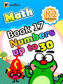 Numbers up to 30 - K2 - Book 17
