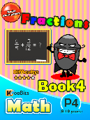 Fractions - P4 - Book 4