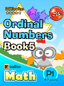 Ordinal Numbers - P1 - Book 5