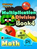 Multiplication & Division - P1 - Book 4