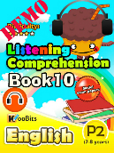Listening Comprehension - Primary 2 - Book 10