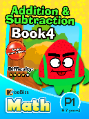 Addition & Subtraction - P1 - Book 4