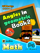 Angles in geometric figures - P6 - Book 2