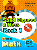 Solid Figures & Nets - P6 - Book 1