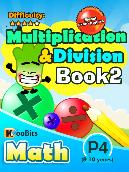 Multiplication & Division - P4 - Book 2