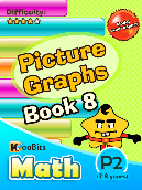 Picture Graphs - P2 - Book 8