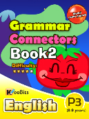 Grammar - Connectors - Primary 3 - Book 2