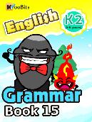 Grammar - K2 - Book 015