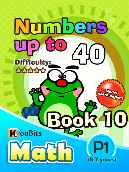 Numbers up to 40 - P1 - Book 10