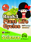 Plant Life Cycles - P4 - Book 3