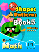 Shapes & Patterns - P1 - Book 5