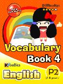 Vocabulary - Primary 2 - Book 4