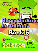 Reproduction in Animals - Primary 5 - Book 5