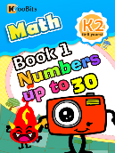 Numbers up to 30 - K2 - Book 1
