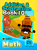 Addition & Subtraction - P1 - Book 10