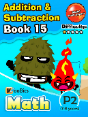 Addition & Subtraction - P2 - Book 15