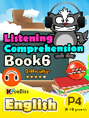 Listening Comprehension - Primary 4 - Book 6