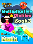 Multiplication & Division - P2 - Book 3