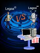Legaa vs Legoo