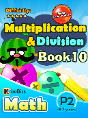 Multiplication & Division - P2 - Book 10