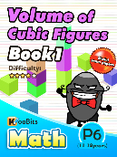 Volume of Cubic Figures - P6 - Book 1