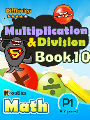 Multiplication & Division - P1 - Book 10