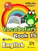 Vocabulary - Primary 1 - Book 15