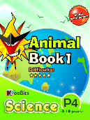Animals - P4 - Book 1