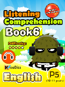 Listening Comprehension - Primary 5 - Book 6