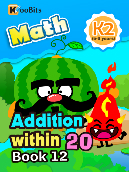 Addition within 20 - K2 - Book 12