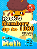 Numbers up to 1000 - P2 - Book 5