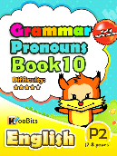 Grammar - Pronouns - Primary 2 - Book 10