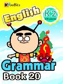 Grammar - K2 - Book 020