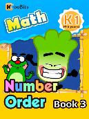 Number Order - K1 - Book 3
