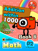 Addition within 1000 - P2 - Book 6