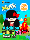 Addition within 20 - K2 - Book 13