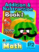 Addition & Subtraction - P2 - Book 1