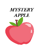 Mystery Apple