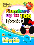 Numbers up to 100 - P1 - Book 3