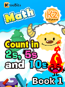 Count in 2s, 5s and 10s - K2 - Book 1