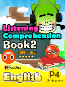 Listening Comprehension - Primary 4 - Book 2