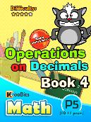 Operations on Decimals - P5 - Book 4