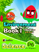 Environment - Primary 6 - Book 1