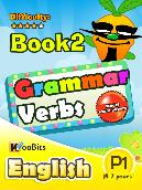 Grammar - Verbs - Primary 1 - Book 2