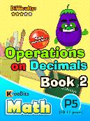Operations on Decimals - P5 - Book 2
