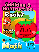 Addition & Subtraction - P2 - Book 7