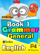 Grammar - Primary 4 - Book 1