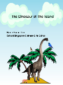 The dinosaur of the lonely island