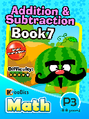 Addition & Subtraction - P3 - Book 7