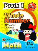 Whole Numbers - P4 - Book 1